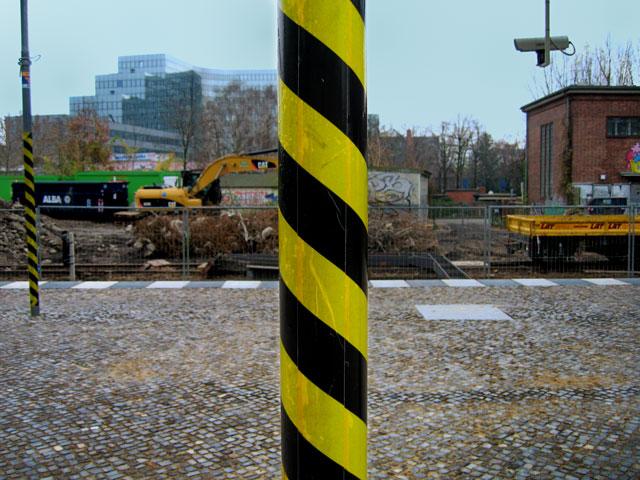 """""""Schwarz-gelbe Mitte"""", Foto © Friedhelm Denkeler 2010"""