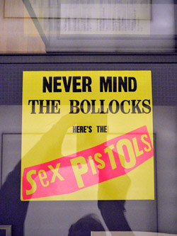 """Sex Pistols"", Foto © Friedhelm Denkeler 2011"