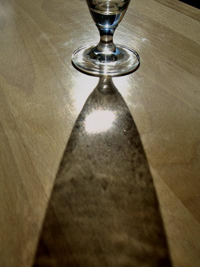 """""""Das letzte Glas"""", Foto © Friedhelm Denkeler 2007"""