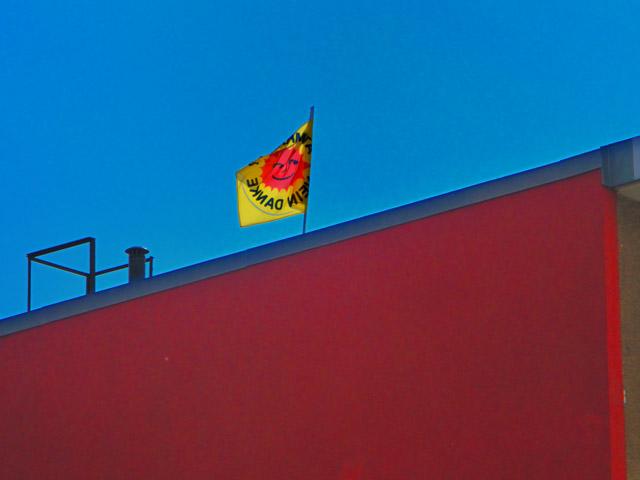 """Atomkraft? Nein, danke"", Foto © Friedhelm Denkeler 2011"