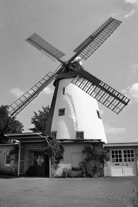"""""""Stemmer Mühle"""", Foto © Friedhelm Denkeler 2001"""
