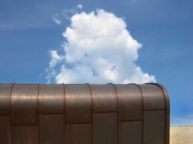 »Kupfer und Wolken«, Volkspark Potsdam, aus dem Portolio »Sonntagsbilder«, Foto © Friedhelm Denkeler 2002
