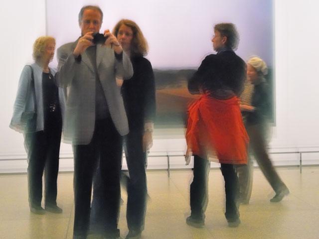 """""""11 Scheiben, Gerhard Richter, Neue Nationalgalerie Berlin"""", Foto © Friedhelm Denkeler 2012"""