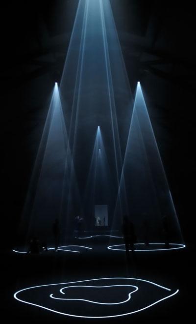 """""""Lichtdom"""", Foto © Friedhelm Denkeler 2012"""