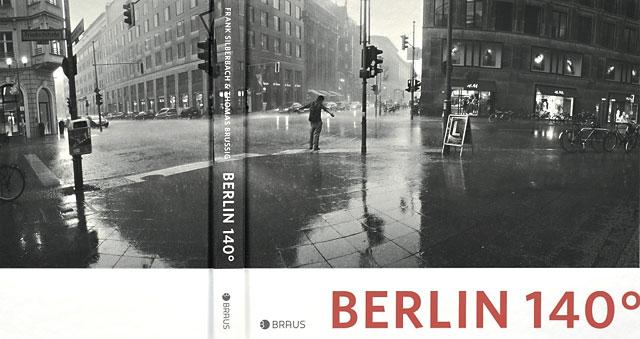 "Bildband ""Berlin 140 Grad"" von Frank Silberbach"