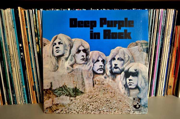 »Deep Purple in Rock«, Foto © Friedhelm Denkeler 2014