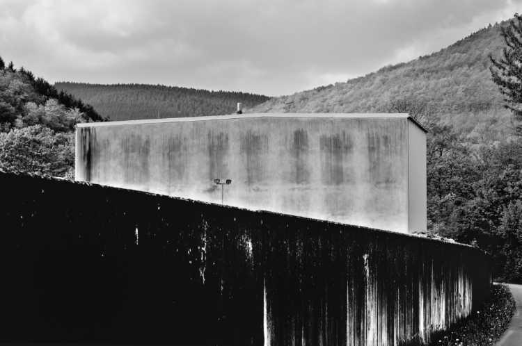 »Geheime Anlage«, aus dem Portfolio »Köbbinghauser Hammer«, 2014, Foto © Friedhelm Denkeler 2010