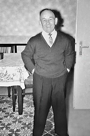 """""""Robert"""", Foto © Friedhelm Denkeler 1964"""