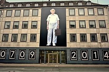 """""""Die Bielefelder Schule. Fotokunst im Kontext."""" (Eröffnung 07.09.2014), Foto © Friedhelm Denkeler 2014"""