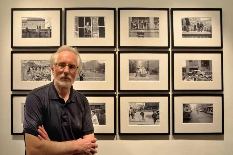 »BERLINER. Signale des Aufbruchs – Siebrand Rehberg – Fotografien 1971 – 1976« in der Collection Regard; Foto © Friedhelm Denkeler 2014