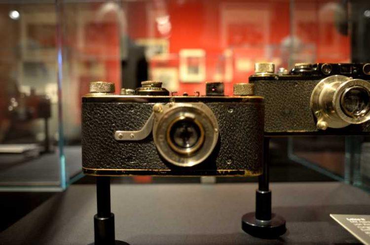 »Die Ur-Leica«, Foto © Friedhelm Denkeler 2015