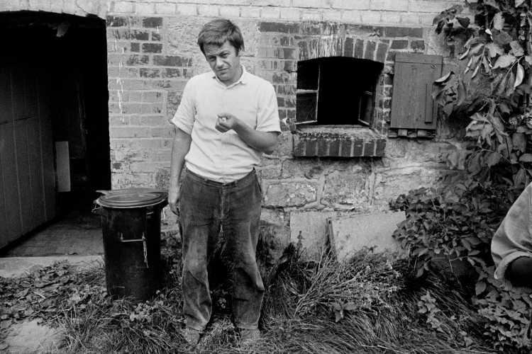 »Michael Schmidt in Schnackenburg«, 1980