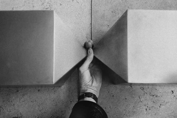 »Zwischen den Jahren. Oder: Die Mitte der Rauhnächte«, Foto © Friedhelm Denkeler 1981