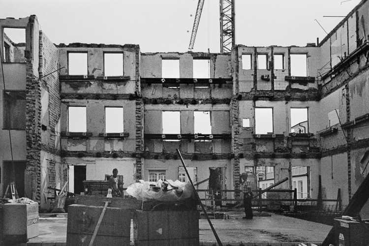 »Potemkin was here«, Foto © Friedhelm Denkeler 1999