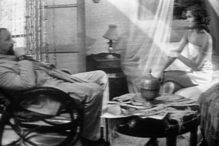»Augiasstall«, aus «Episoden«, Foto © Friedhelm Denkeler 1984, Film »Der Saustall« (Coup de torchon/ Clean Slate) von Bertrand Tavernier aus dem Jahr 1981, Foto © Friedhelm Denkeler 1984