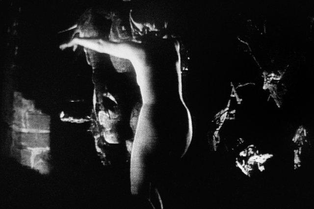"""Verbotene Filme"", aus ""Episoden"", Foto © Friedhelm Denkeler 1984"