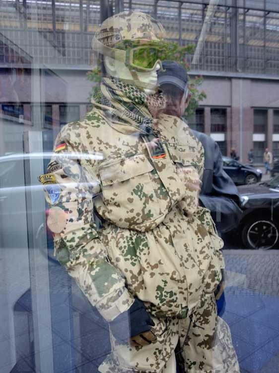 »Camouflage«, Foto © Friedhelm Denkeler 2019