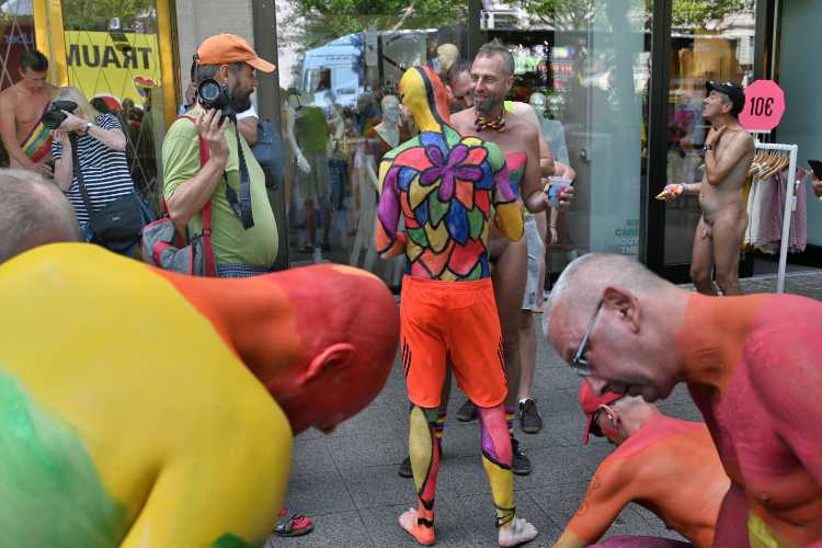 »Christopher Street Day – Berlin Pride 2019 – 50 Jahre Stonewall«, Foto © Friedhelm Denkeler 2019