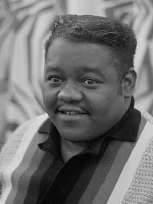 »Fats Domino im Jahr 1962», Quelle: Wikipedia