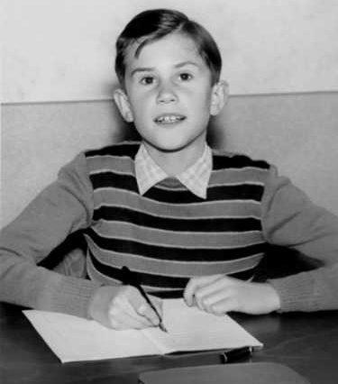 »Varler Schule 1958: Im 5. Schuljahr«, Foto © Archiv Friedhelm Denkeler