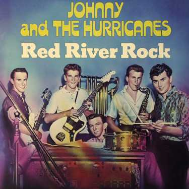 Single Johnny & The Hurricanes: »Red River Rock«, Foto/Collage © Friedhelm Denkeler