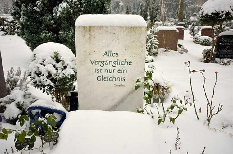 »Alles Vergängliche ist nur ein Gleichnis«, Goethe, Faust II, Foto © Friedhelm Denkeler 2014