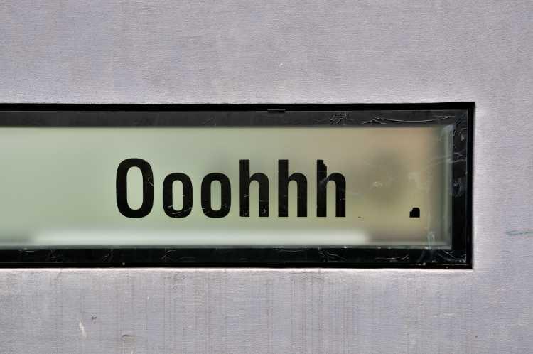 »Ooohhh …«, Foto © Friedhelm Denkeler 2010