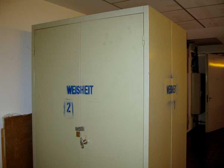 »Das Weisheitslager«, Foto © Friedhelm Denkeler 2009